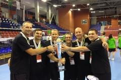 U19 WM 2013 in Budapest